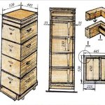 Схема изготовления конструкции