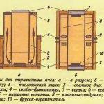 Подробный чертёж термокамеры