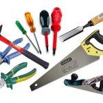 Инструменты, необходимые для постройки цыплятника