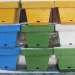 Разноцветные мини-корпусы