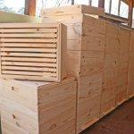 Готовые деревянные многокорпусные улья