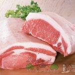 Окорок свиной с жировой прослойкой