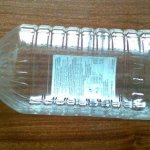 Пластиковая бутылка на 5 литров