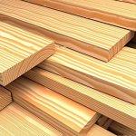 Деревянные доски разной длины