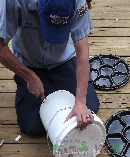 Корм для кур своими руками