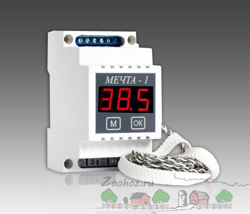 Терморегулятор «МЕЧТА-1» фото