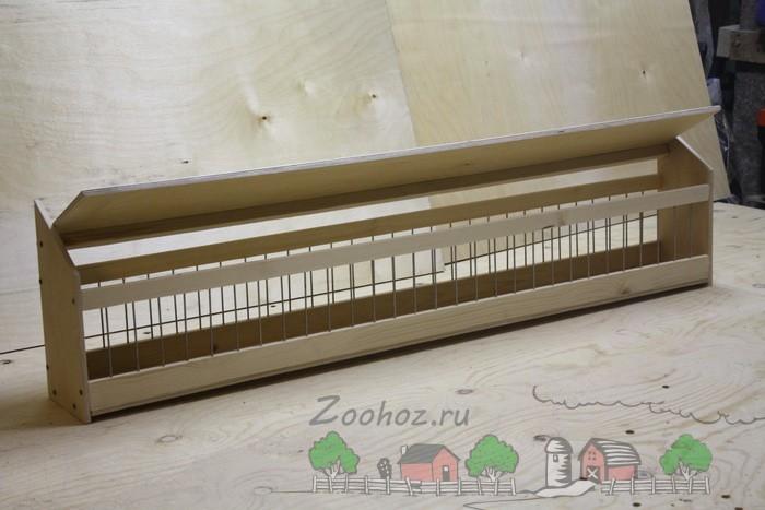 Фото емкости для сухого корма птицам