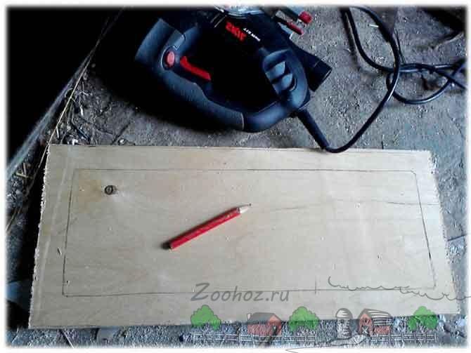 Изготовление брудера для перепелов своими руками: инструкция с чертежами, размерами и фото