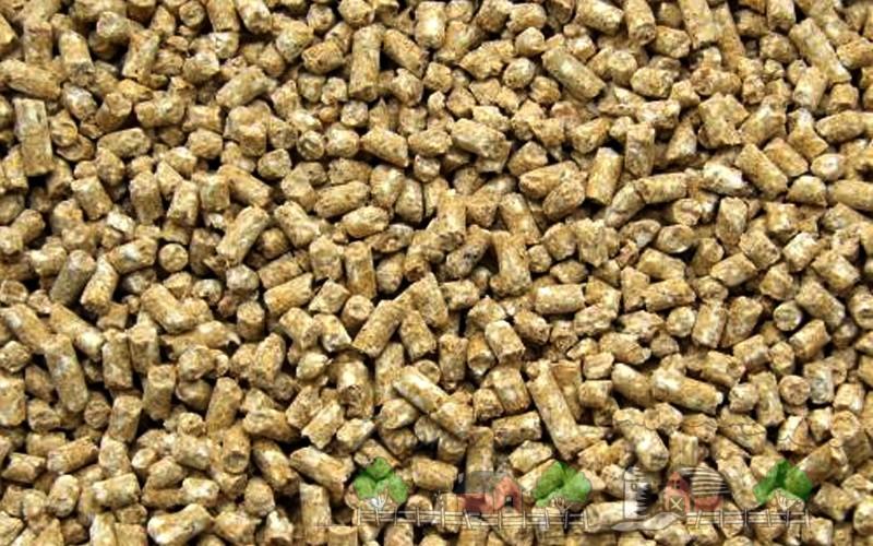 Зерновой сухой комбикорм
