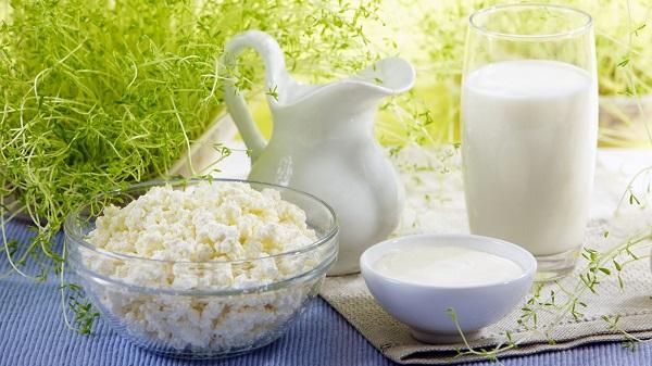 Козье молоко и продукты из него