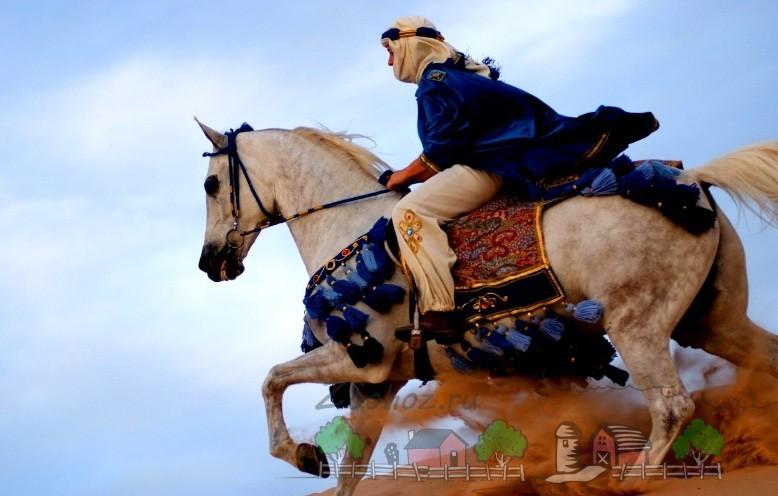 Османец на коне