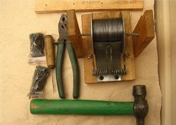 Инструментарий для изготовления рамок