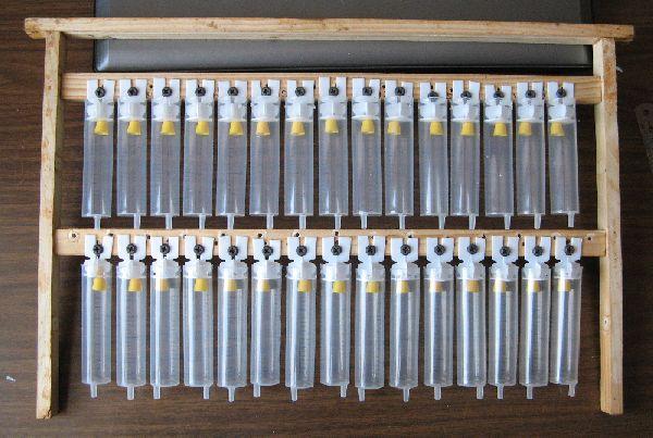 Готовые к использованию шприцы