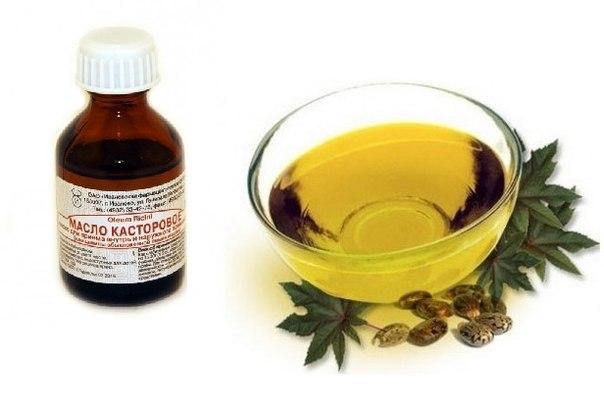 Касторовое масло от чесотки