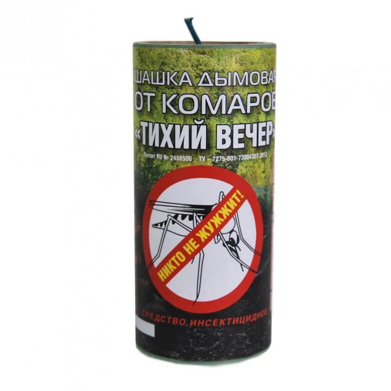 Шашка для борьбы с комарами