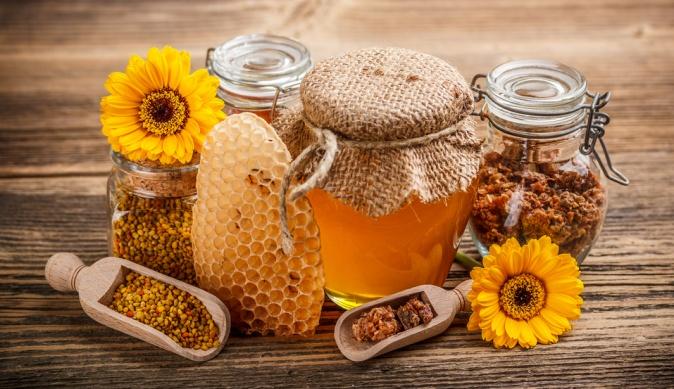 Продукция пчеловождения
