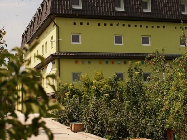 Дом, обогревающийся пчелами - разработка Савина