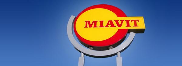 Логотип компании Миавит