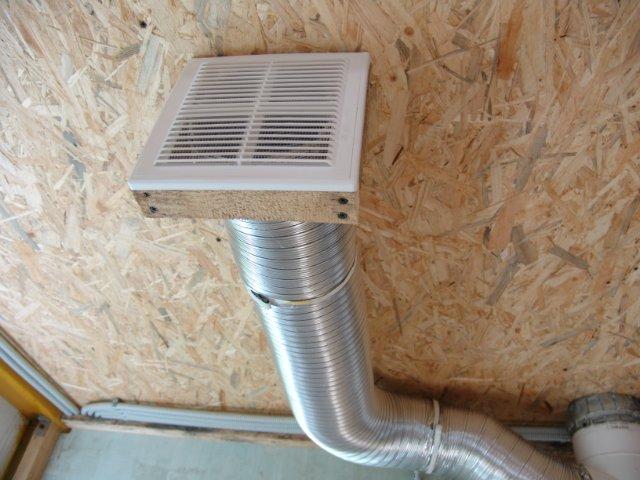 Система вентиляции в курятнике