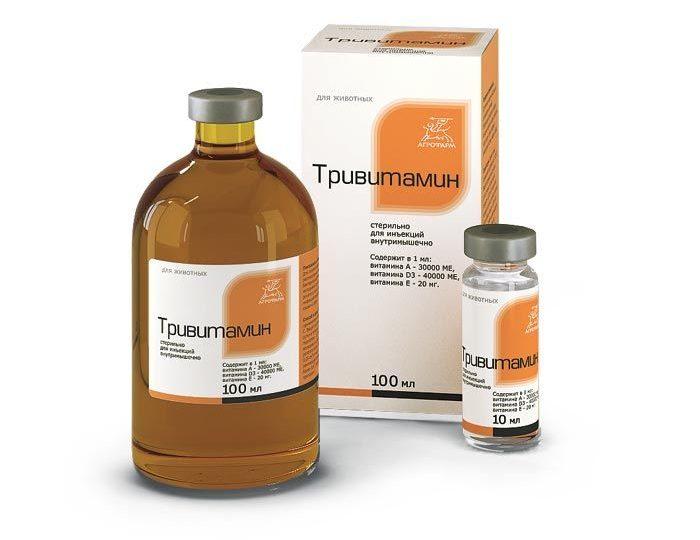 Обзор препарата Тривитамин П для цыплят: инструкция по применению и рекомендации